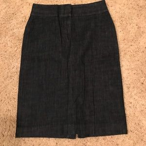 J Crew Stretch Skirt